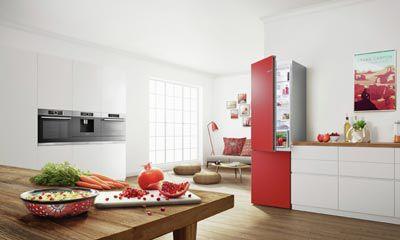 Kühlschrank Gefrierschrank Kombination : Bosch: vario style kühl gefrier kombination fritz lich inhaber